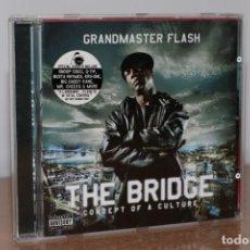 CDs de Música: GRANDMASTER FLASH - THE BRIDGE CONCEPT OF A CULTURE - BIG DADDY KANE, Q-TIP, KRS-ONE, KASE.O.... Lote 260566015