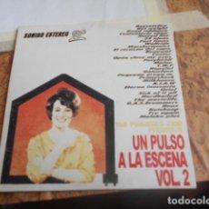 CDs de Música: THE PIOJOSAS ZINE PRENSENTA UN PULSO A LA ESCENA VOL.2. Lote 260654660
