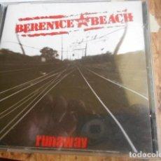 CDs de Música: BERENICE BEACH-RUNAWAY-PUNK ITALIA. Lote 260659110