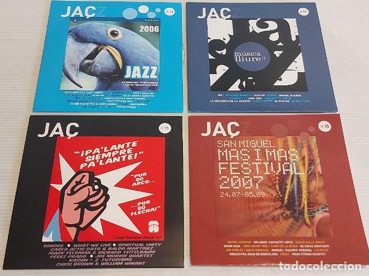 CDs de Música: JAÇZ / JAZZ / CONJUNTO DE 18 PROMO CDS DISTINTOS / IMPECABLES / EN TOTAL 217 TEMAS / OCASIÓN !! - Foto 2 - 260676745