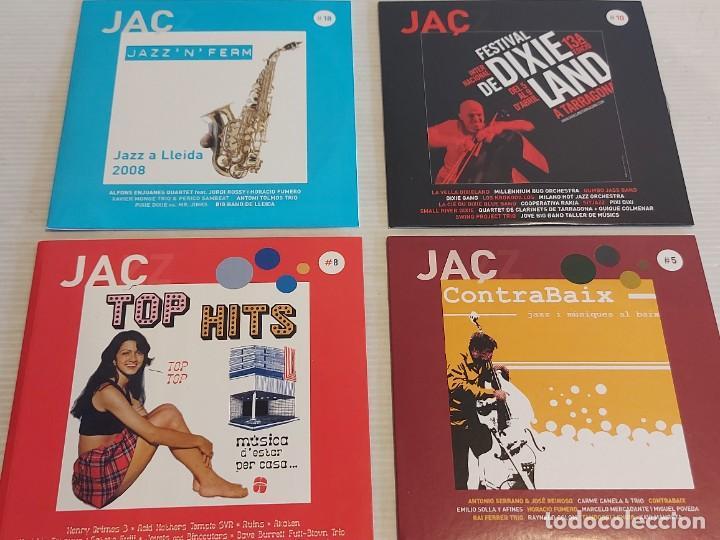 CDs de Música: JAÇZ / JAZZ / CONJUNTO DE 18 PROMO CDS DISTINTOS / IMPECABLES / EN TOTAL 217 TEMAS / OCASIÓN !! - Foto 3 - 260676745