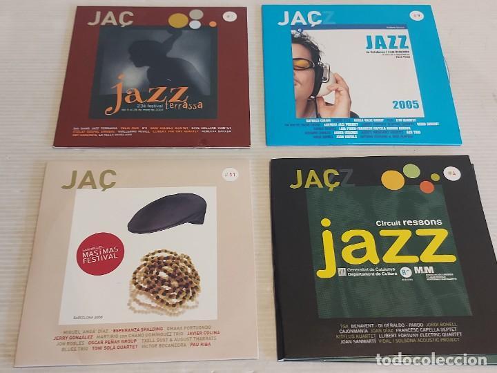CDs de Música: JAÇZ / JAZZ / CONJUNTO DE 18 PROMO CDS DISTINTOS / IMPECABLES / EN TOTAL 217 TEMAS / OCASIÓN !! - Foto 4 - 260676745