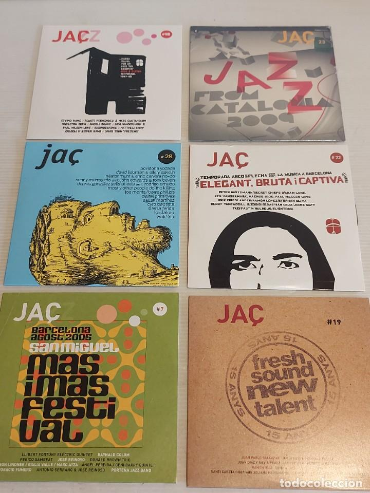 CDs de Música: JAÇZ / JAZZ / CONJUNTO DE 18 PROMO CDS DISTINTOS / IMPECABLES / EN TOTAL 217 TEMAS / OCASIÓN !! - Foto 5 - 260676745