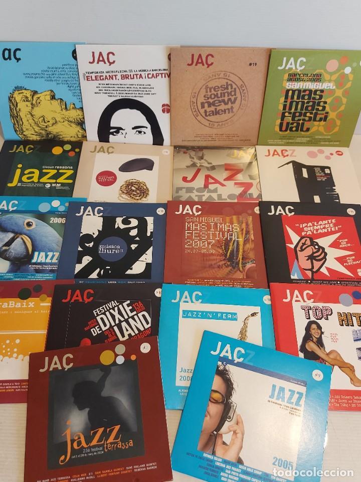 CDs de Música: JAÇZ / JAZZ / CONJUNTO DE 18 PROMO CDS DISTINTOS / IMPECABLES / EN TOTAL 217 TEMAS / OCASIÓN !! - Foto 6 - 260676745