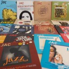 CDs de Música: JAÇZ / JAZZ / CONJUNTO DE 18 PROMO CDS DISTINTOS / IMPECABLES / EN TOTAL 217 TEMAS / OCASIÓN !!. Lote 260676745