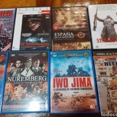 CDs de Música: LOTE CD,S GUERRA MUNDIAL, HITLER, FRANCO ,STALINGRADO NUREMBERG. Lote 260695740