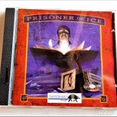 CDs de Música: CD-ROM PRISONER OF ICE. Lote 260742570