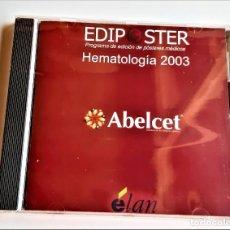 CDs de Música: CD-ROM HEMATOLOGIA 2003. Lote 260743415