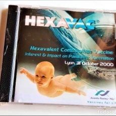 CDs de Música: CD-ROM MEDICINA. Lote 260744130