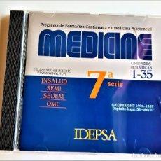 CDs de Música: CD-ROM MEDICINA. Lote 260744625