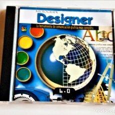 CDs de Música: CD-ROM MICROGRAFX. Lote 260745100