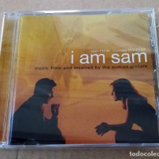 CDs de Música: I AM SAM BANDA SONORA CD ALBUM YO SOY SAM THE BEATLES NEIL FINN EDDIE VEDDER PEARL JAM SHERYL CROW. Lote 260745170