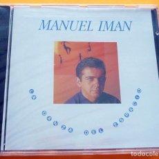 CD de Música: MANUEL IMAN: LA DANZA DEL ESPACIO - CD - 1992 - DISCOS ASPA - PRECINTADO. Lote 260777270