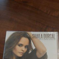 CDs de Música: CD SHAILA DURCAL RECORDANDO CON 12 TEMAS PRECINTADO. Lote 260790125