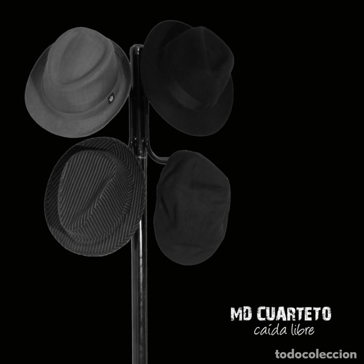 MD CUARTETO - CAIDA LIBRE (Música - CD's Jazz, Blues, Soul y Gospel)