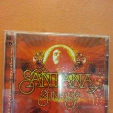 CD di Musica: CD. SANTANA. SUNRISE. Lote 260819845