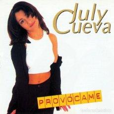 CDs de Música: CD JULY CUEVA PROVOCAME CON 13 TEMAS CASI COMO NUEVO AQUITIENESLOQUEBUSCA ALMERIA. Lote 260846680