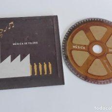 CDs de Música: MÚSICA DE TELERS / PROMO CD - EDR-2010 / 12 TEMAS / IMPECABLE.. Lote 260848595