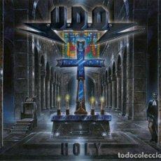 CDs de Música: UDO - HOLY. Lote 260849885