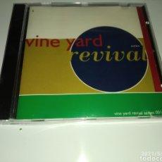CDs de Música: VINE YARD REVIVAL SERIES 001 (CD NUEVO PRECINTADO): -CD RECOPILATORIO-VAROUS 1995. Lote 260875030
