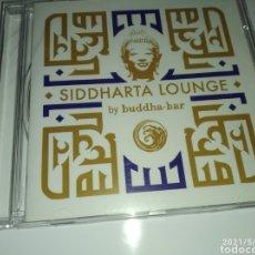 CDs de Música: SIDDHARTA LOUNGE BY BUDDHA --BAR(CD NUEVO PRECINTADO): 2015. Lote 261029145