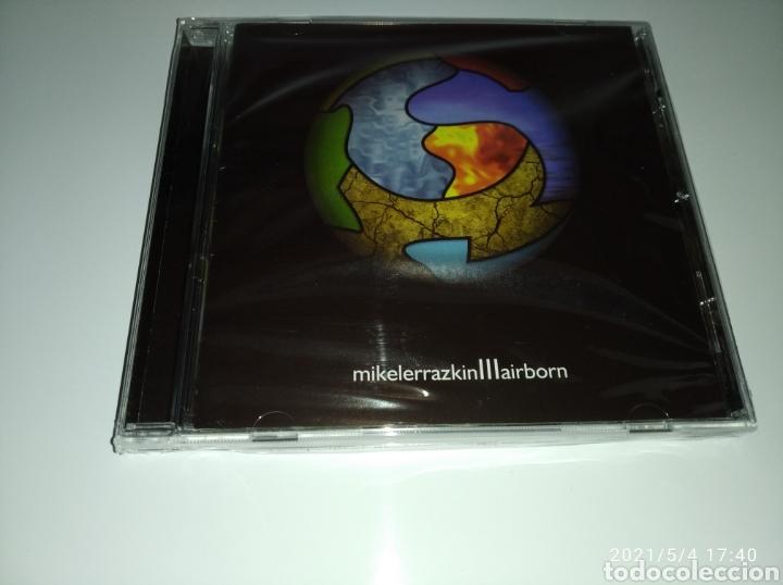 MIKEL ERRAZKIN .,(CD NUEVO PRECINTADO): AIRBORN 2000 (Música - CD's New age)