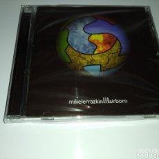 CD de Música: MIKEL ERRAZKIN .,(CD NUEVO PRECINTADO): AIRBORN 2000. Lote 261106820