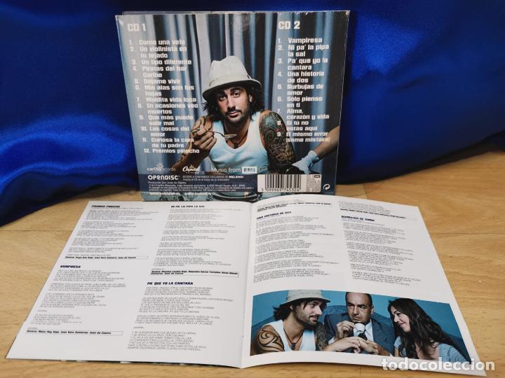 CDs de Música: MELENDI / CD / (Aún Más) Curiosa La Cara De Tu Padre - EN MUY BUEN ESTADO - Foto 3 - 261108620