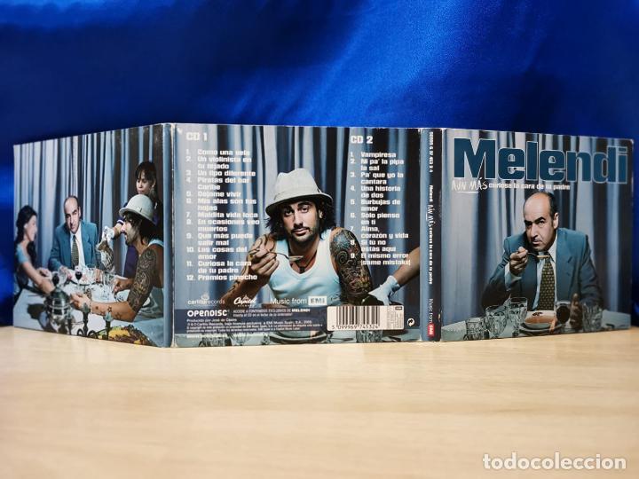 CDs de Música: MELENDI / CD / (Aún Más) Curiosa La Cara De Tu Padre - EN MUY BUEN ESTADO - Foto 4 - 261108620
