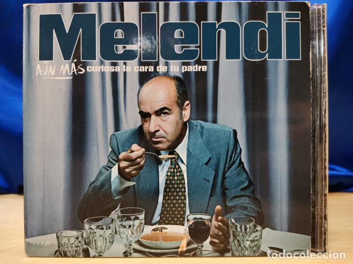 MELENDI / CD / (AÚN MÁS) CURIOSA LA CARA DE TU PADRE - EN MUY BUEN ESTADO (Música - CD's Pop)