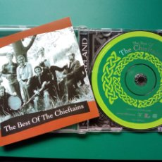 CDs de Música: CD: THE CHIEFTAINS - THE BEST OF (COLUMBIA LEGACY, 2002). Lote 261117930