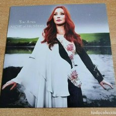 CDs de Música: TORI AMOS NIGHT OF HUNTERS CD ALBUM PROMO DEL AÑO 2011 EU PORTADA DE CARTON CONTIENE 14 TEMAS. Lote 261119380