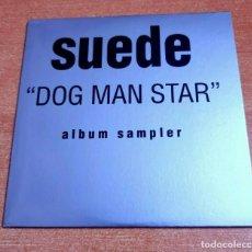 CDs de Música: SUEDE DOG MAN STAR CD ALBUM PROMO 1994 EU PORTADA DE CARTON CONTIENE 12 TEMAS. Lote 261121090