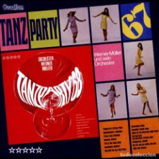 CDs de Música: WERNER MULLER - TANZPARTY '67 & TANZPARTY '68. Lote 261121695