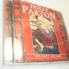CDs de Música: CD DOLLY PARTON. WILDEST DREAMS. SONY 1998 GERMANY 14 TEMAS (BUEN ESTADO). Lote 261123675