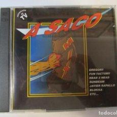 CDs de Música: CD A SACO MIX GREGORY FUN FACTORY HEAD 2 HEAD. Lote 261163495