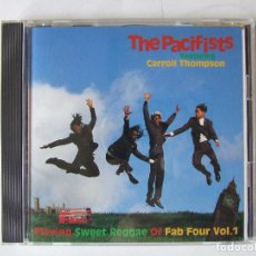CDs de Música: CD JAPON BEATLES COVERS VERSIONES THE PACIFISTS PLAYIG SWEET REGGAE OF FAB FOUR VOL. 1. Lote 261167905
