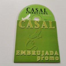 CDs de Música: TINO CASAL EMBRUJADA CD SINGLE PROMOCIONAL CARTON AÑO 2000 3 TEMAS REMIX PUMPIN´ DOLLS. Lote 261169120