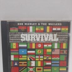 CDs de Música: CD6322 BOB MARLEY & THE WAILERS SURVIVAL CD SEGUNDA MANO. Lote 261184040