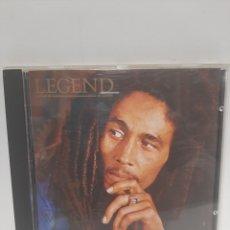 CDs de Música: CD6323 BOB MARLEY & THE WAILERS LEGEND CD SEGUNDA MANO. Lote 261184230