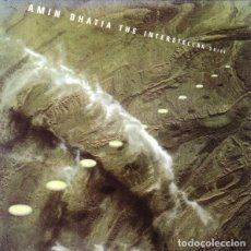 CDs de Música: CD AMIN BHATIA ‎- THE INTERSTELLAR SUITE - CAPITOL CDP 7 4686 - US PRESS (EX++/EX++). Lote 261206195