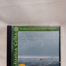 CDs de Música: CD GWENDAL. MÚSICA CELTA SONIDOS DE UNA IDENTIDAD MÁGICA. Lote 261212630