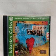 CDs de Música: CD ALTAN. RUNAWAY SUNDAY. MÚSICA CELTA SONIDOS DE UNA IDENTIDAD MÁGICA. Lote 261212915