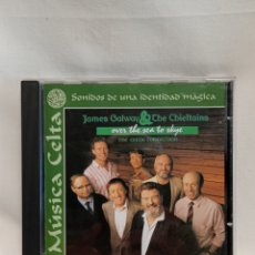 CDs de Música: JAMES GALWAY AND THE CHIEFTAINS. OVER THE SEA OF SKIE. MÚSICA CELTA. Lote 261213125