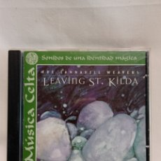 CDs de Música: CD THE TANNAHILL WEAVERS.LEAVING ST. KILDA. MÚSICA CELTA. Lote 261213270
