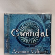 CDs de Música: CD GWENDAL. AVENTURES CELTIQUES. Lote 261213510