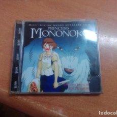 CDs de Música: CD PRINCESA MONONOKE BSO. Lote 261228460
