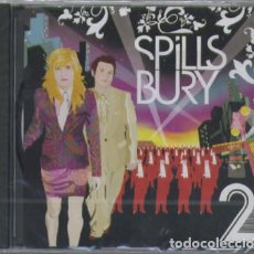 CDs de Música: CD SPILLSBURY 2 - L'AGE D'OR - LADO 17170-2 - GERMANY PRESS (EX++/EX++). Lote 261233760