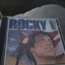 CDs de Música: BSO ROCKY V.. Lote 261241715