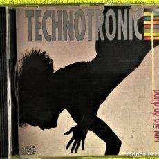 CDs de Música: TECHNOTRONIC - PUMP UP THE JAM. Lote 261257925